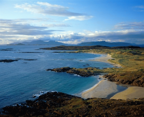 Sanna Bay and the small isles