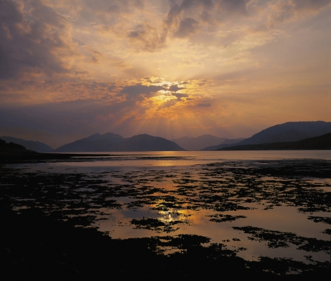 After the Thunder, Loch Linnhe