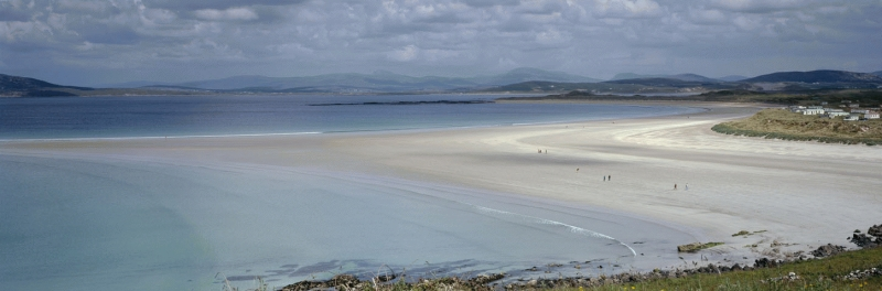 Portnoo beach. County Donegal, Ireland