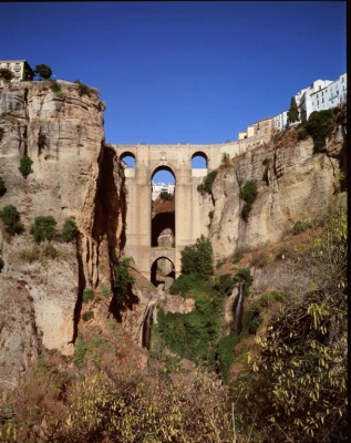 Spain: The city of Ronda, Andalucia 2