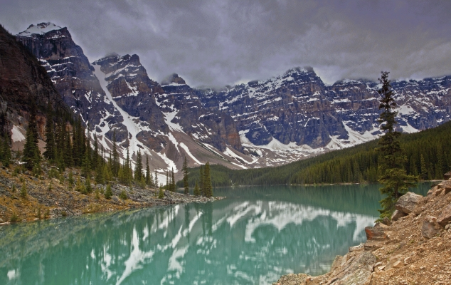 Moraine Lake, Banff National park!special new addition