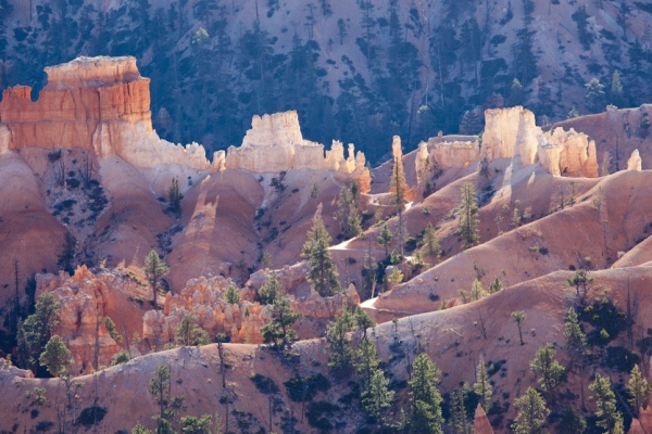 Bryce Canyon from near Inspiration Point